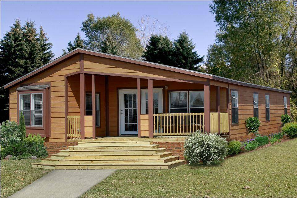 Log Cabin Double Wide Mobile Homes Quotes