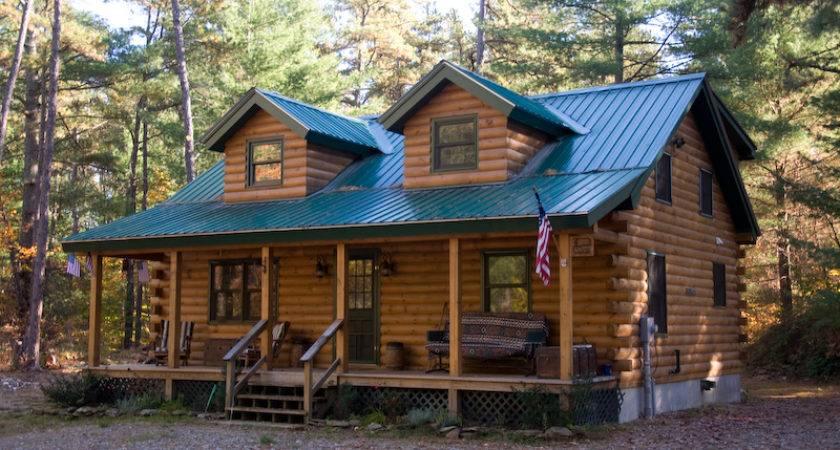 Log Cabin Kit Cost Build Modern Modular Home