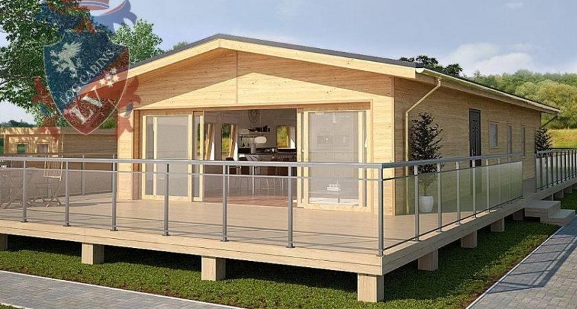 Log Cabin Manufactured Homes Success