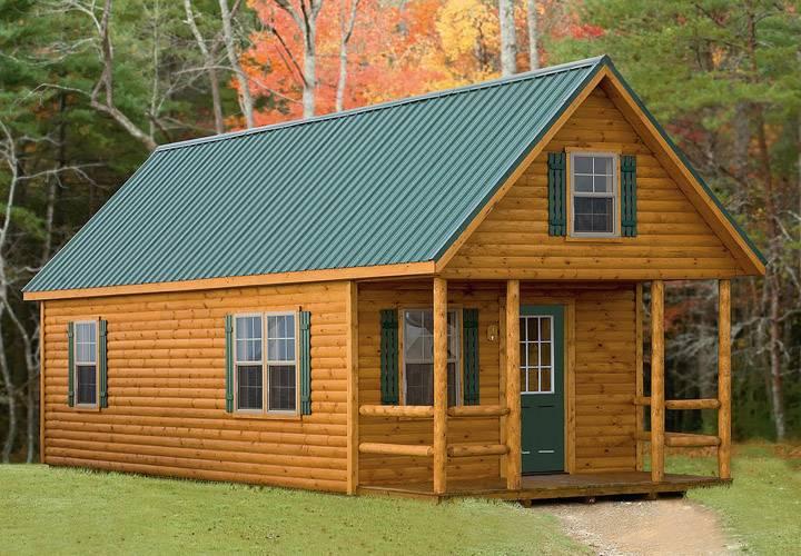 2 Bedroom Cabin Kits | Show Home Design