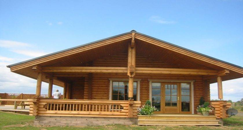 Log Cabin Mobile Homes Style Manufactured