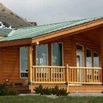 Log Cabin Style Mobile Homes Lovely Craftsman