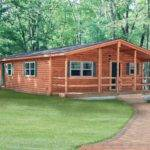 Log Cabins Settlers Cabin Mobiles Home Interiors Mobile Homes