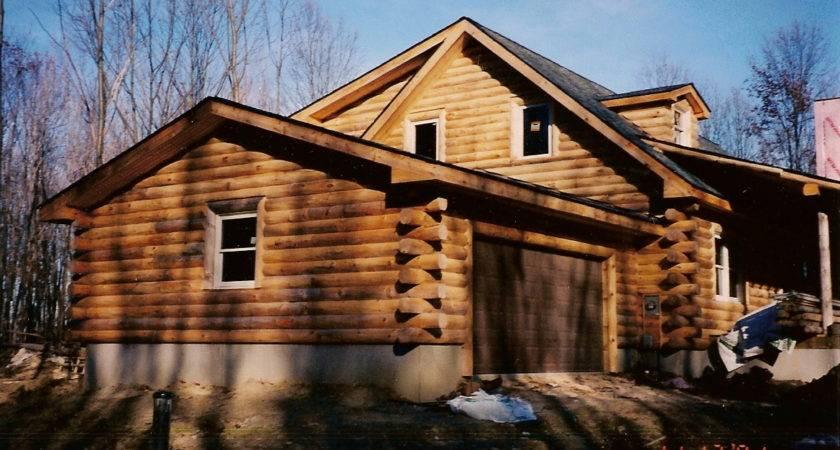 Log Home Dream