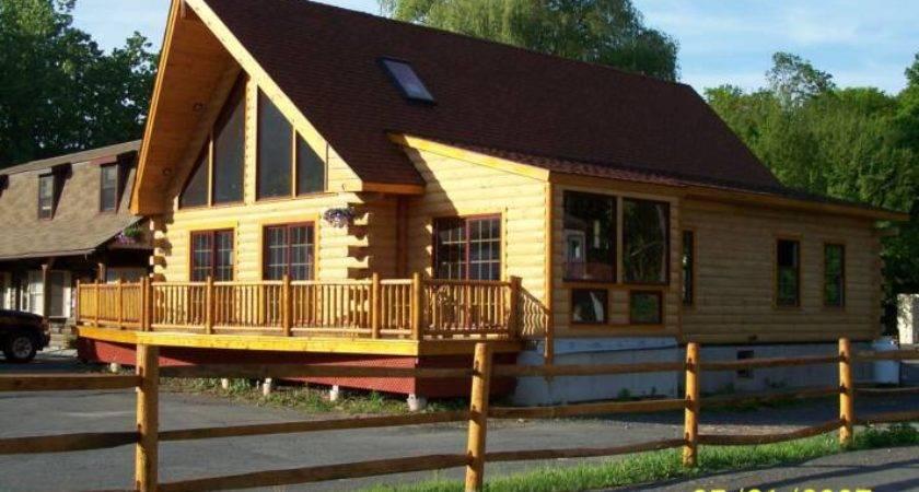 Log Home Models Directory New York Companies
