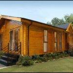 Log Home Style Mobile Homes Contemporarylogliving