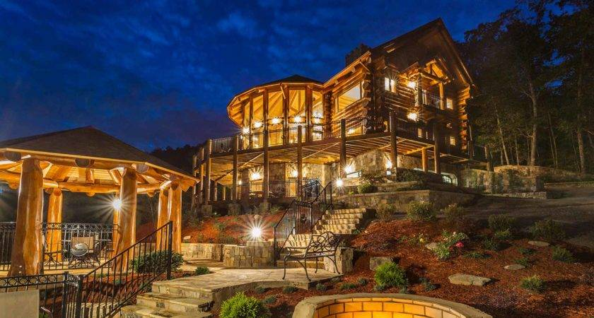Log Homes Cascade Handcrafted Custom Design