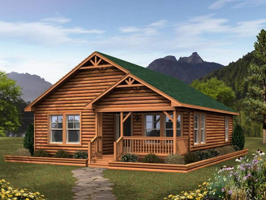 Log Homes Kits Coolshire Cabins Cabin Modular Prefab
