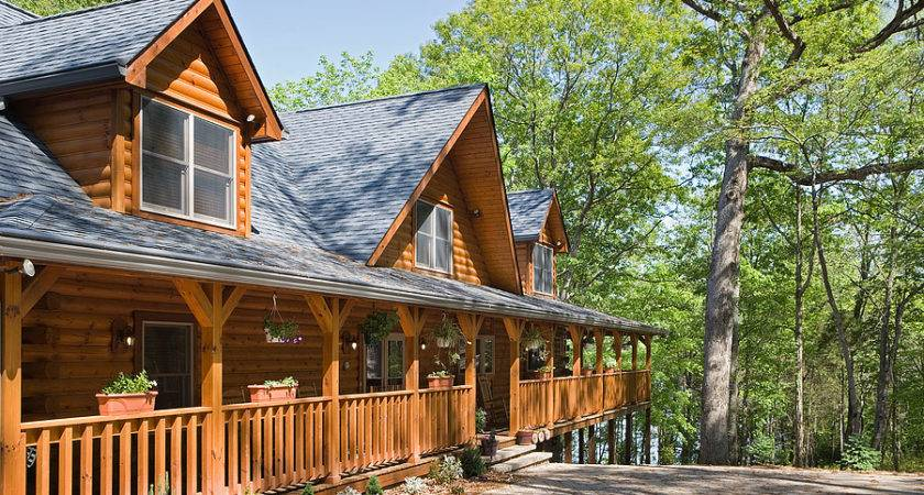 Log Homes Timber Frame Cabins Honest Abe