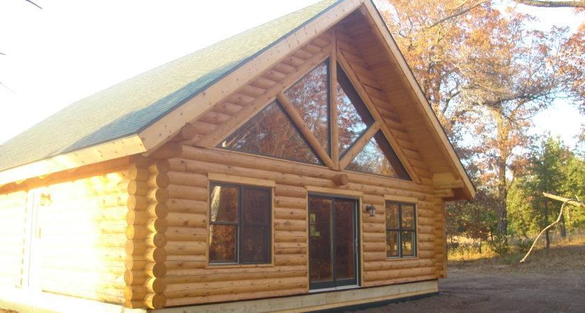 Log Homes Voyageur Orr Minnesota