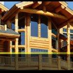 Log Homes Wheeling Baker