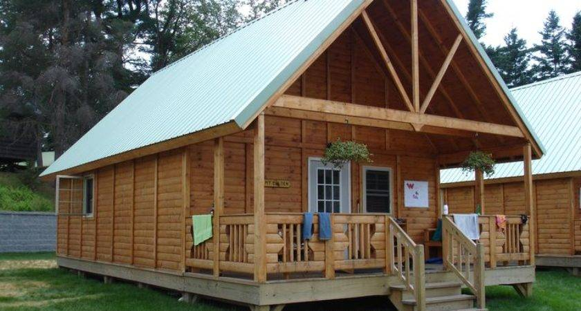 Log Mobile Homes Lofts Hunting Cabins Sale Modular Small