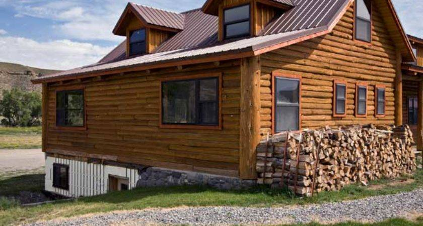 Log Modular Homes