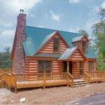 Log Siding Metal Roof Rustic Modular Homes Pinterest