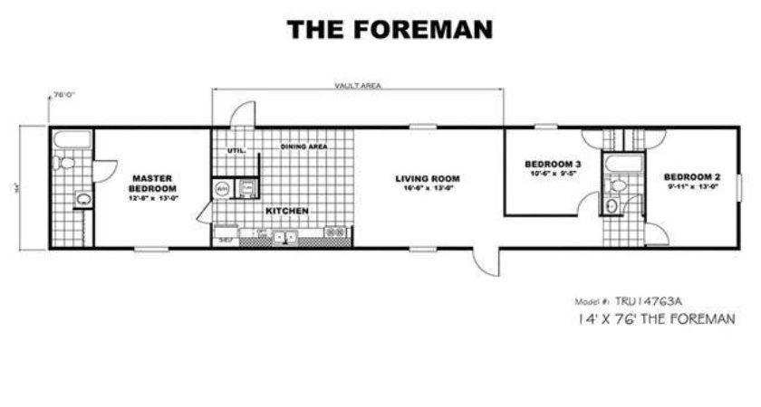 Lot Foreman Exhilaration Tru Otl
