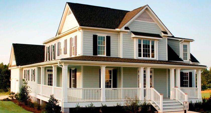 Love Southern Homes Wrap Around Porches Megan Rid