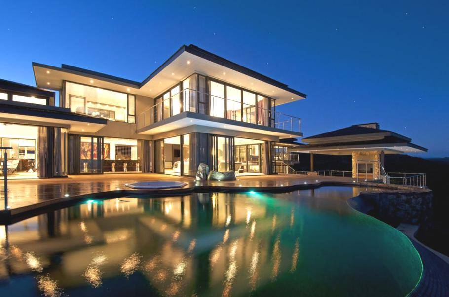 Luxurious Contemporary Home Knysna South Africa