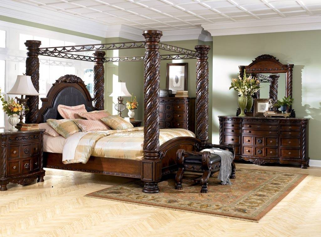 Luxury Bedroom Design Ideas Luxurious Canopy Bed Set Furniture
