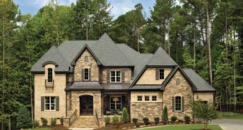 Luxury Home Plans Silver Oak Arthur