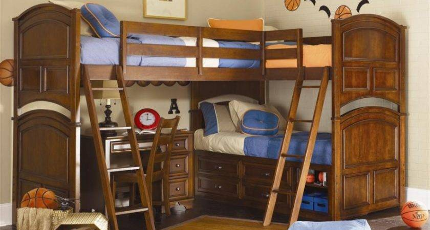 Luxury Kids Room Decorating Ideas Ethan Allen Bunk Beds Bed