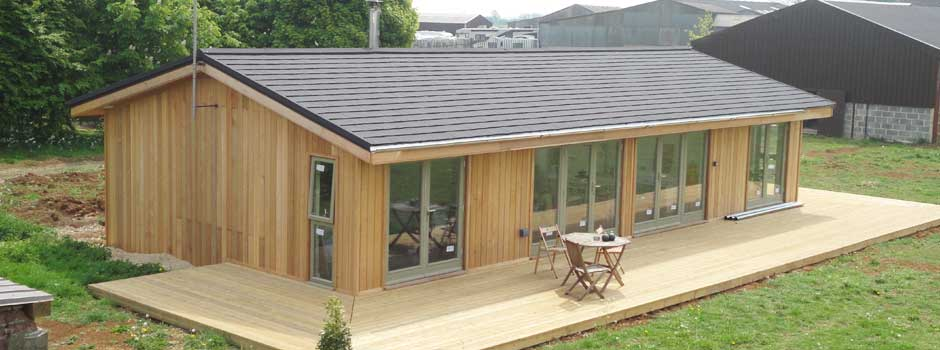 Luxury Mobile Home Manufacturers Bespoke Residential Garden Cabins