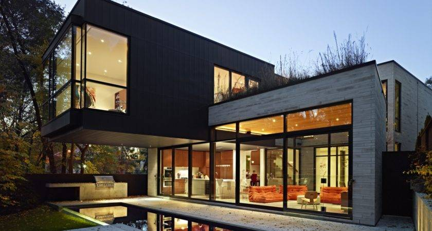 Luxury Modern Home Best Architectures Design Idea