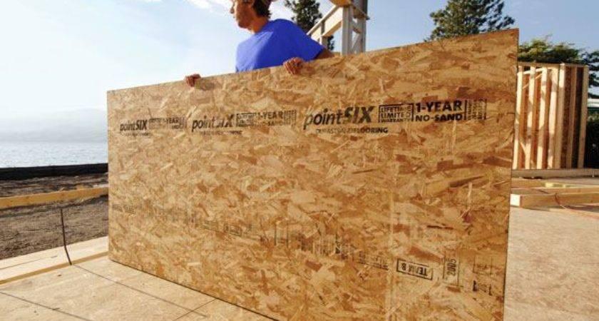 Made Oriented Strand Board Ecobuilding Pulse