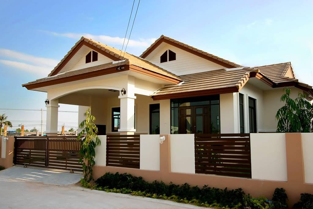 Magnificent Design Bungalow House Philippines - Kelseybash ...