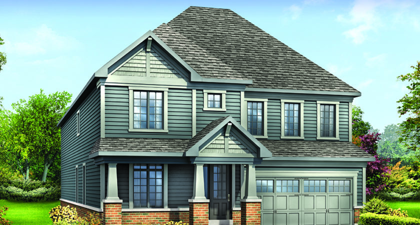 Mahogany Sequoia New Homes Ottawa South Minto