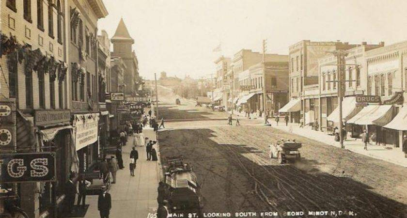 Main Street Minot North Dakota Familia Pinterest