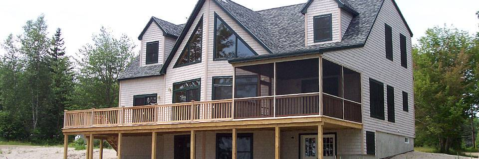 Maine Modular Homes Manufactured