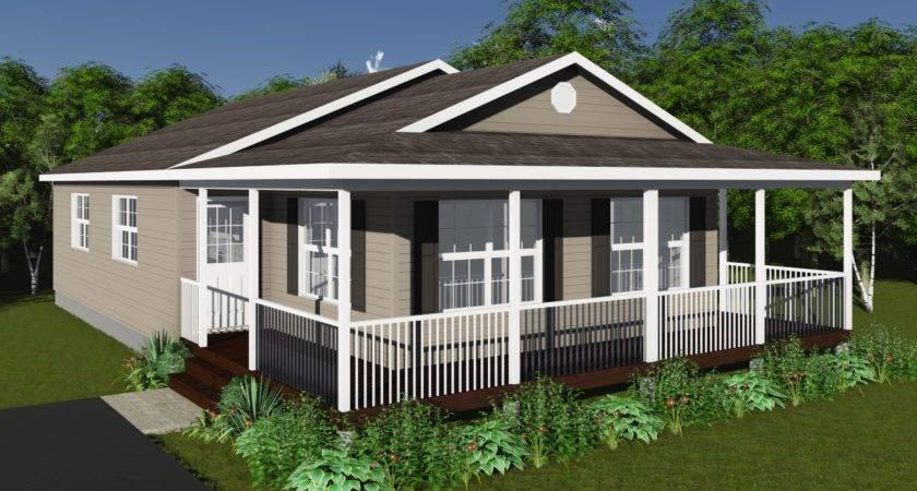 Majestic Modular Home Floor Plan Bungalows Designs