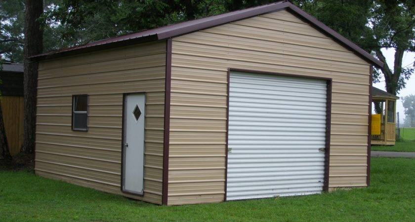 Making Prefab Metal Garages