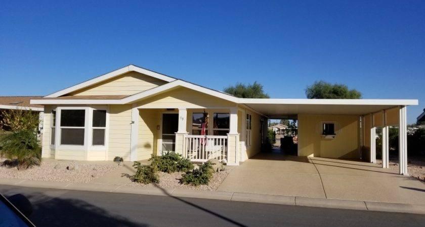 Manufactured Cavco Home Rancho Val Vista Casa