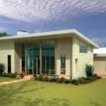 Manufactured Concept Under Prairie House