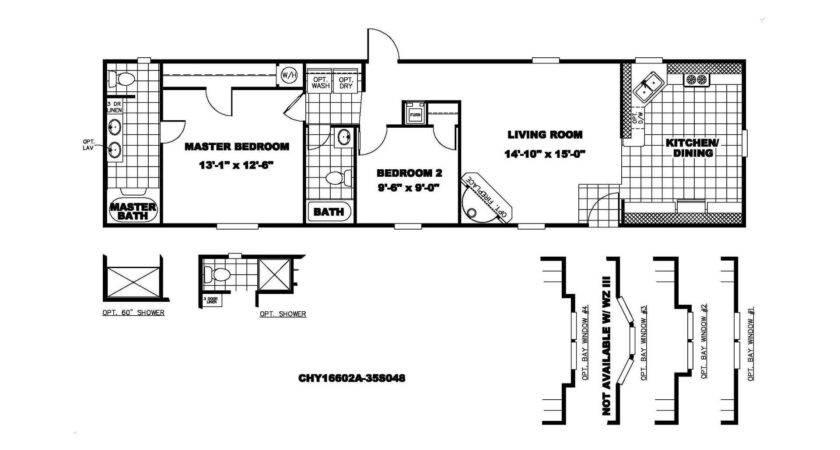 Manufactured Home Floor Plan Clayton Cheyenne