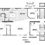 Manufactured Home Floor Plan Clayton Independence Bedroom