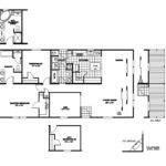 Manufactured Home Floor Plan Clayton Mirage
