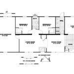 Manufactured Home Floor Plan Clayton Riverview