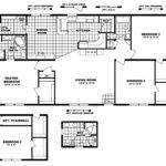 Manufactured Home Floor Plan Clayton Sold Prs