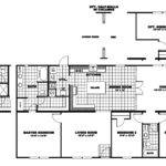 Manufactured Home Floor Plan Clayton Summit Sum