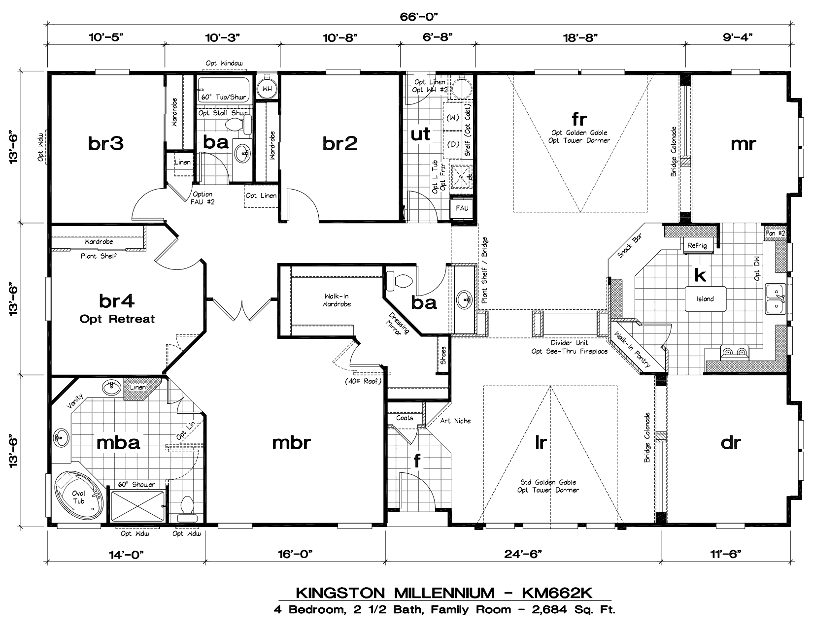 Manufactured Home Floor Plans New Homes Retailers