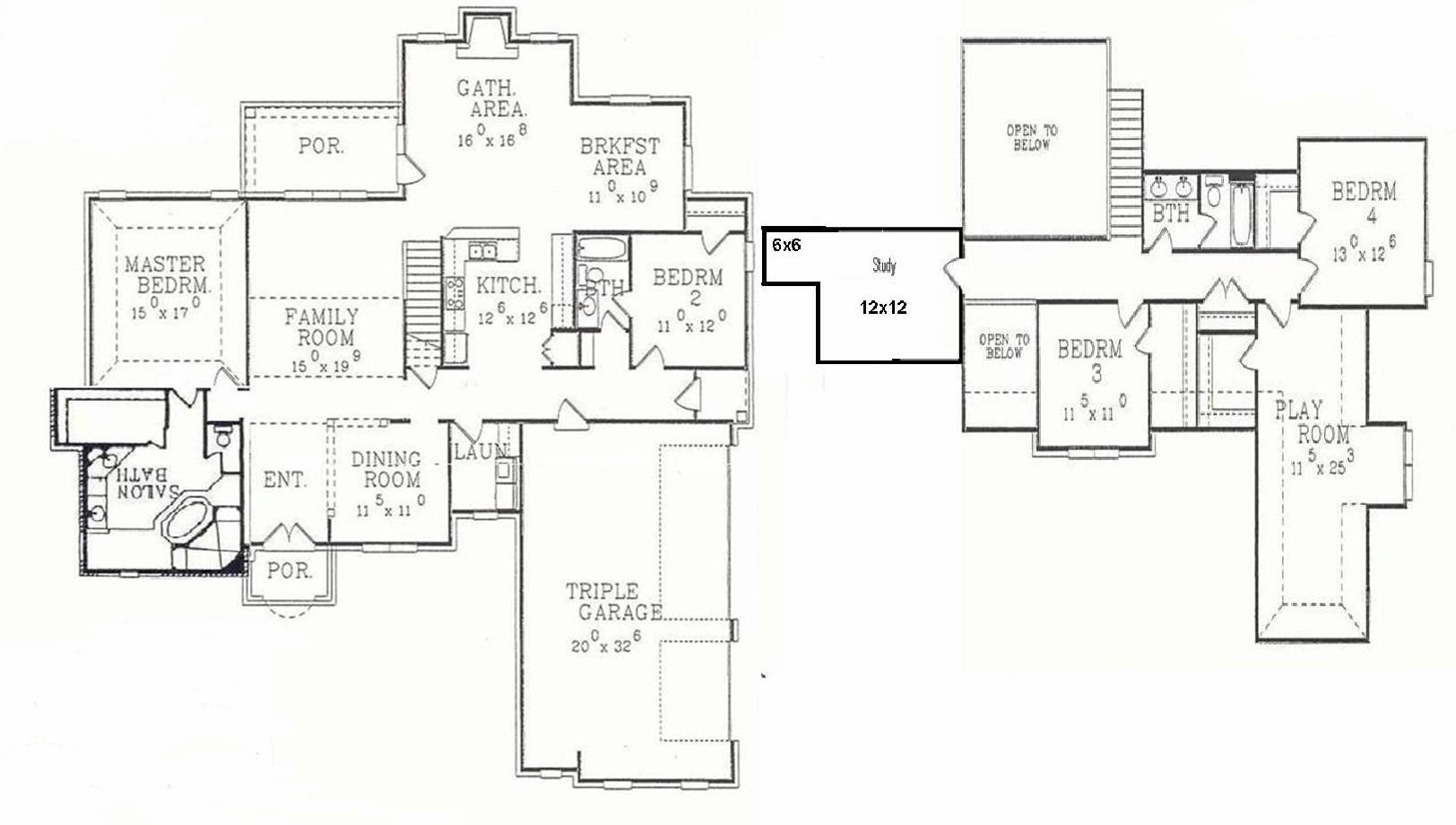 Manufactured Home Floor Plans Oakwood Mobile Park North