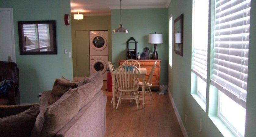 Manufactured Home Remodel Living Room