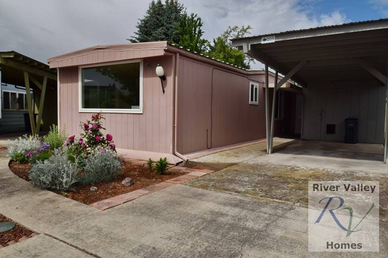 Manufactured Home Sale Aspens Creek Medford Oregon
