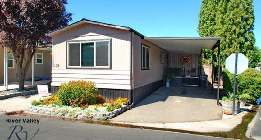 Manufactured Home Sale Medford Mobile Estates Oregon