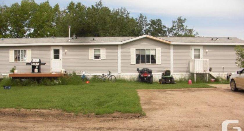Manufactured Home Sale Moved Girouxville