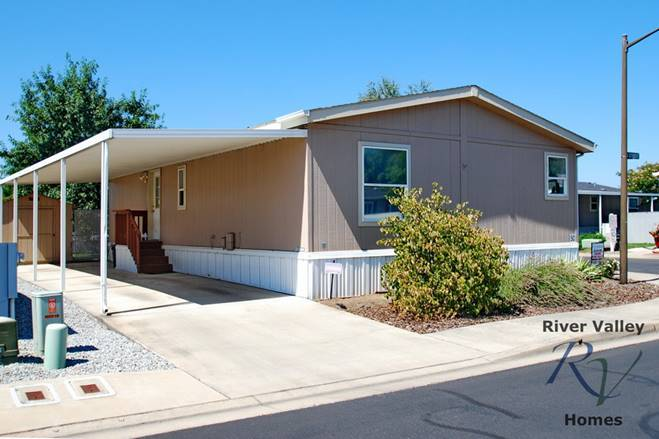 Manufactured Home Sale Thorn Oak Medford Oregon
