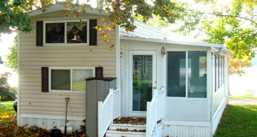 Manufactured Home Skirting Options Modern Modular