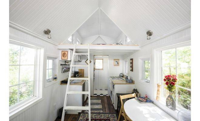 Manufactured Homes Can Match Big Windows Tiny Like